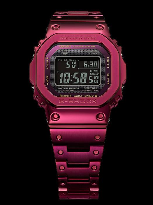 reloj novedad 2021 casio g-shock gmw-b5000rd-4er