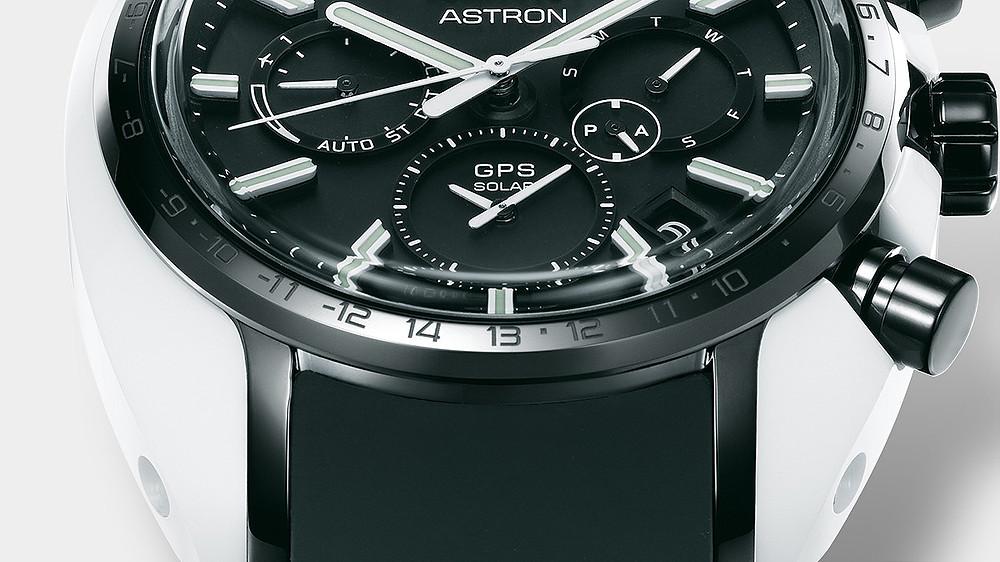 reloj Astron x Honda e modelo edicion limitada SBXC075