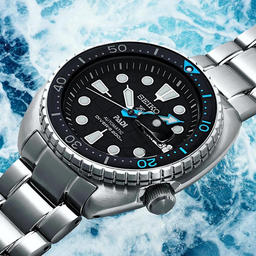 reloj seiko prospex 2021 edicion especial padi SRPG19K1