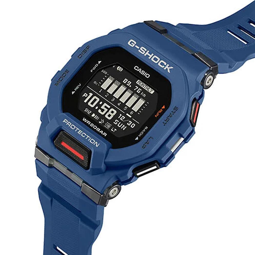nuevos relojes casio G-Shock G-Squad para deportistas GBD-200-9ER