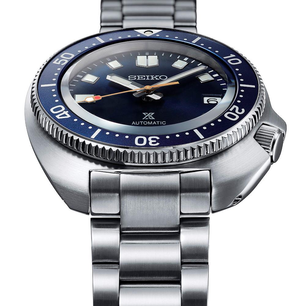reloj SPB183J1 con cristal de zafiro y calibre seiko 6R35