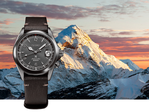 SEIKO ALPINIST Mountain Sunset, edición limitada a 2021 unidades