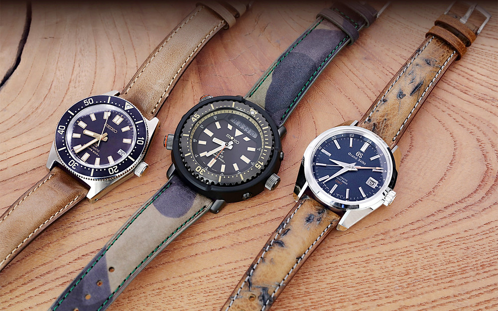 strap code especialistas en correas cambio look para tu reloj