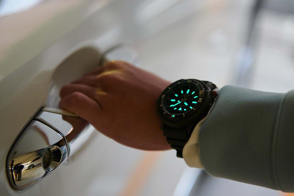 Seiko Prospex Arnie reloj SNJ031 safari novedad 2020