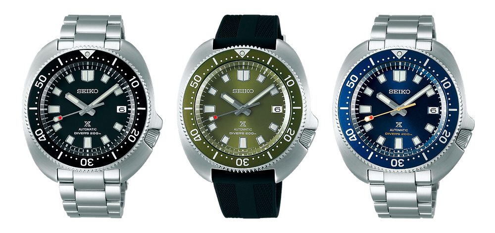 Reloj icónico reeditado 2020 Captai Willard de seiko refrencia SPB151 pulsera acero acero