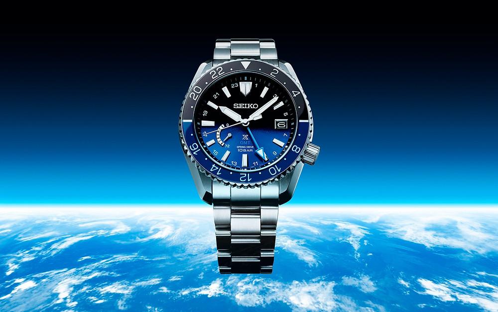 Presentacion reloj Prospex LX SNR049J1