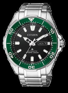 reloj diver's de Citizen NY0071-81E con movimiento automatico