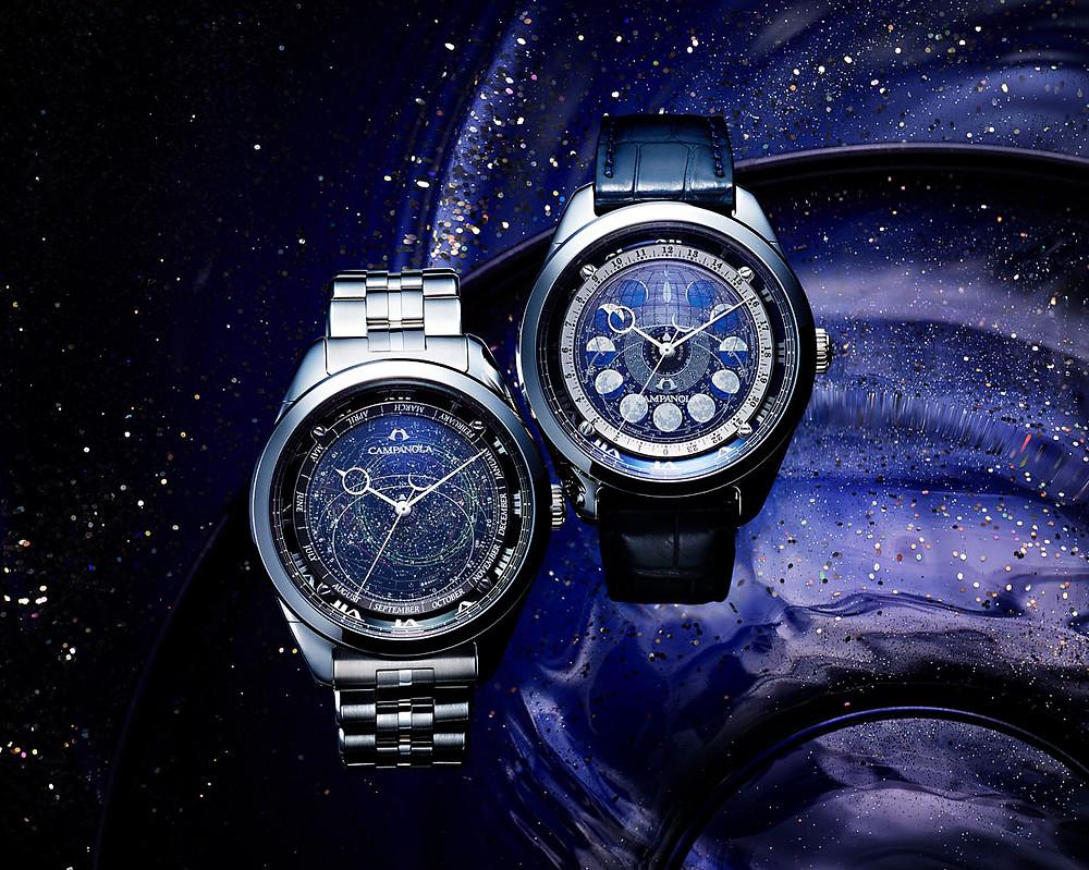 relojes campanola citizen cosmosign alta relojeria de lujo japonesa