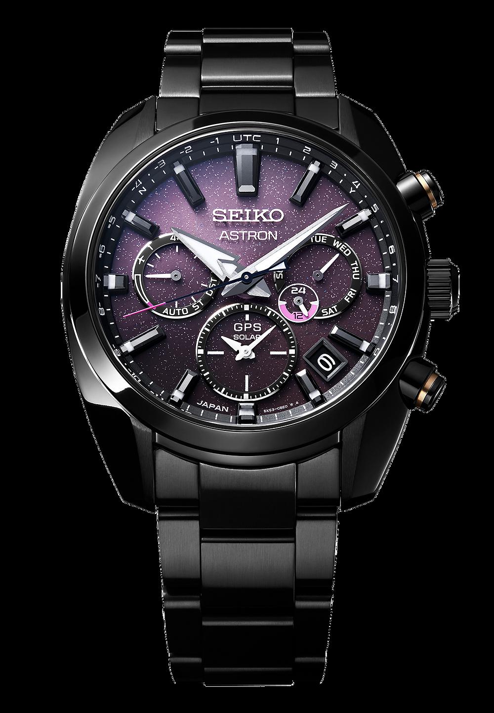 Reloj Astron SSH083J1 'YOZAKURA' edicion limitada 2021 con motivo 140 aniversario Seiko