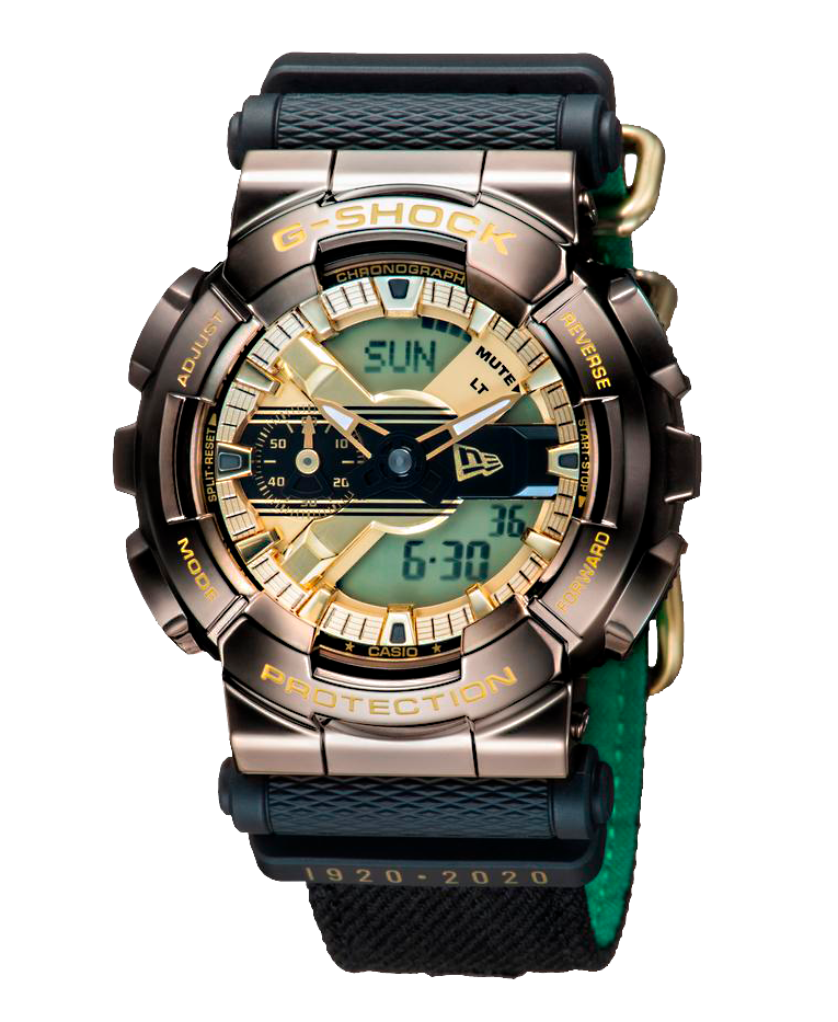 reloj 2020 edicion limitada GM-110NE-1AER new era x g-shock