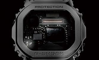 reloj Casio G-Shock GMW B5000 digital tecnologia bluetooth