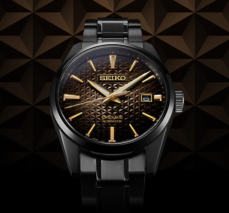 reloj edicion limitada seiko presage SPB205J1