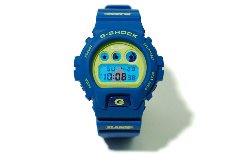 Reloj edicion limitada dw-6900fs G-Shock x X-Large 2019