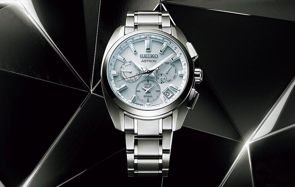 SSH063 reloj novedad 2020 de titanio, GPS, solar y zafiro