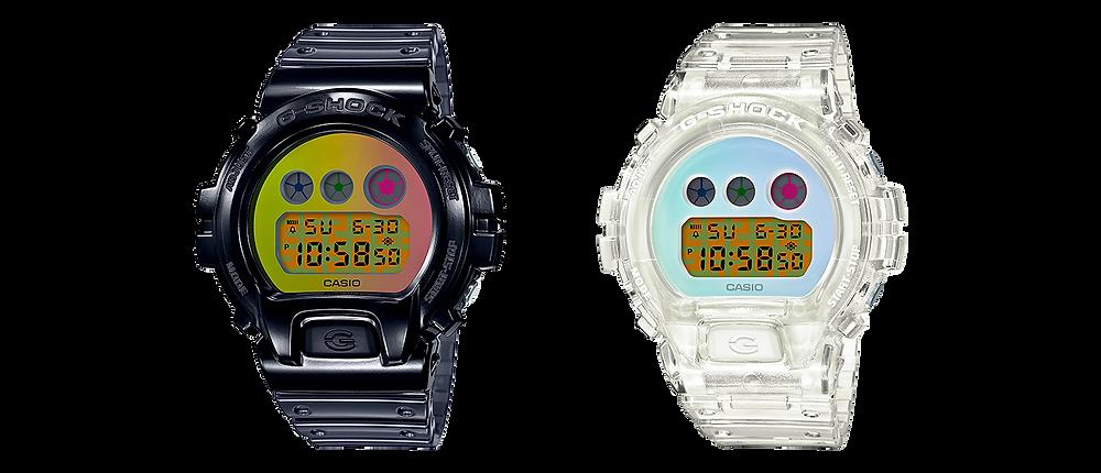 Relojes-gshock-edicion-limitada-25-aniversario-DW-6900SP
