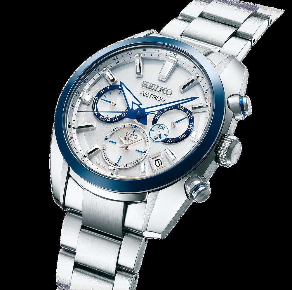 Reloj Seiko Astron GPS edicion limitada 140th SSH093J1