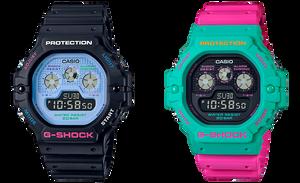 DW-5900DN nuevos relojes G-Shock psychodelic 2020