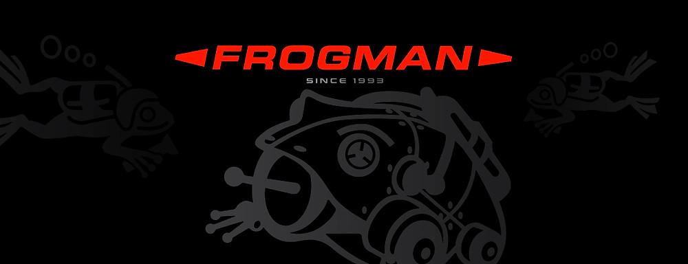 "Camiseta ""Frogman Tribute"" 2019 autorizada oficialmente"