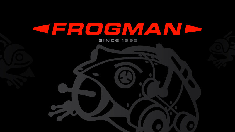 "Camiseta 2019 ""Frogman Tribute"""