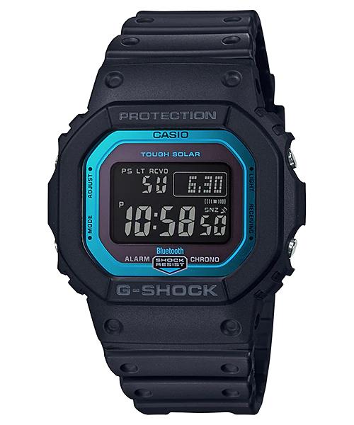 GW-B5600-2ER-FR reloj de moda  bluetooth, solar, multiband 6