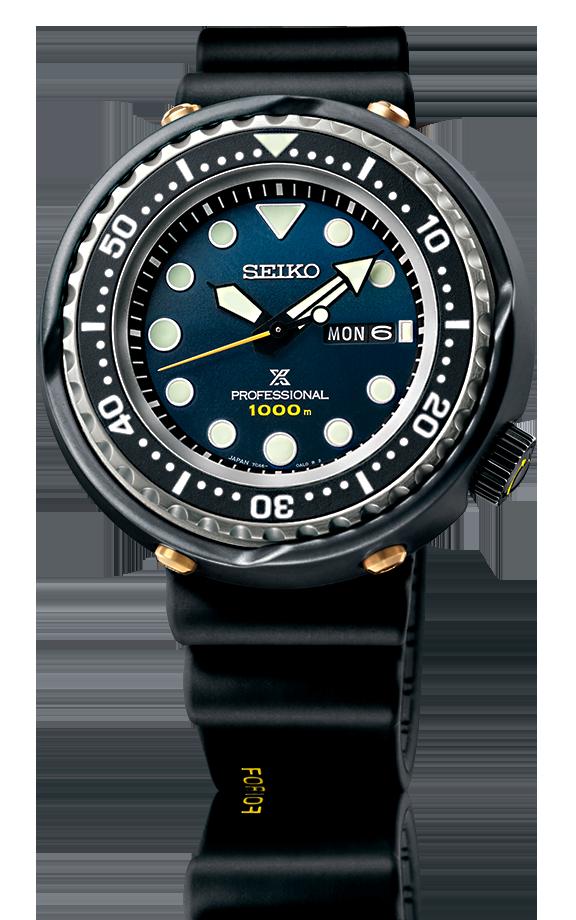 diver's seiko prospex 1000m referencia S23635J1