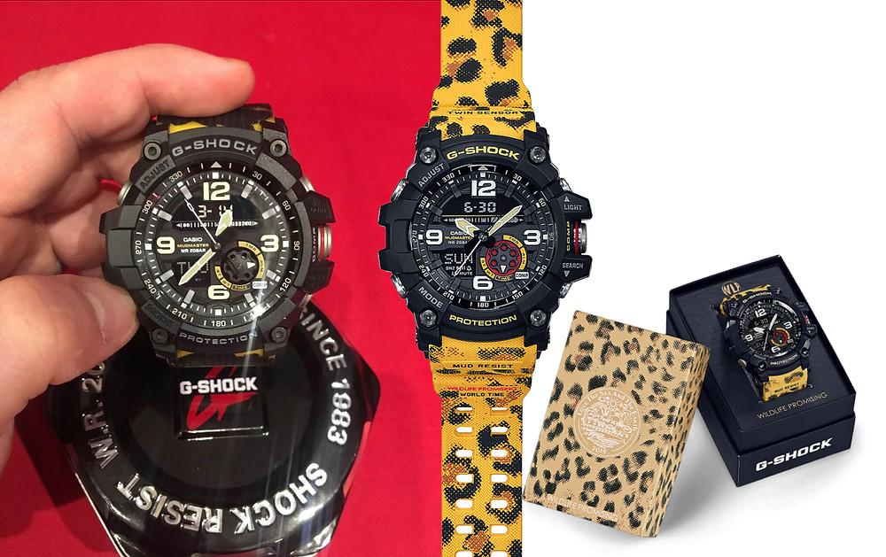 Como saber si un reloj G-Shock es auténtico o no