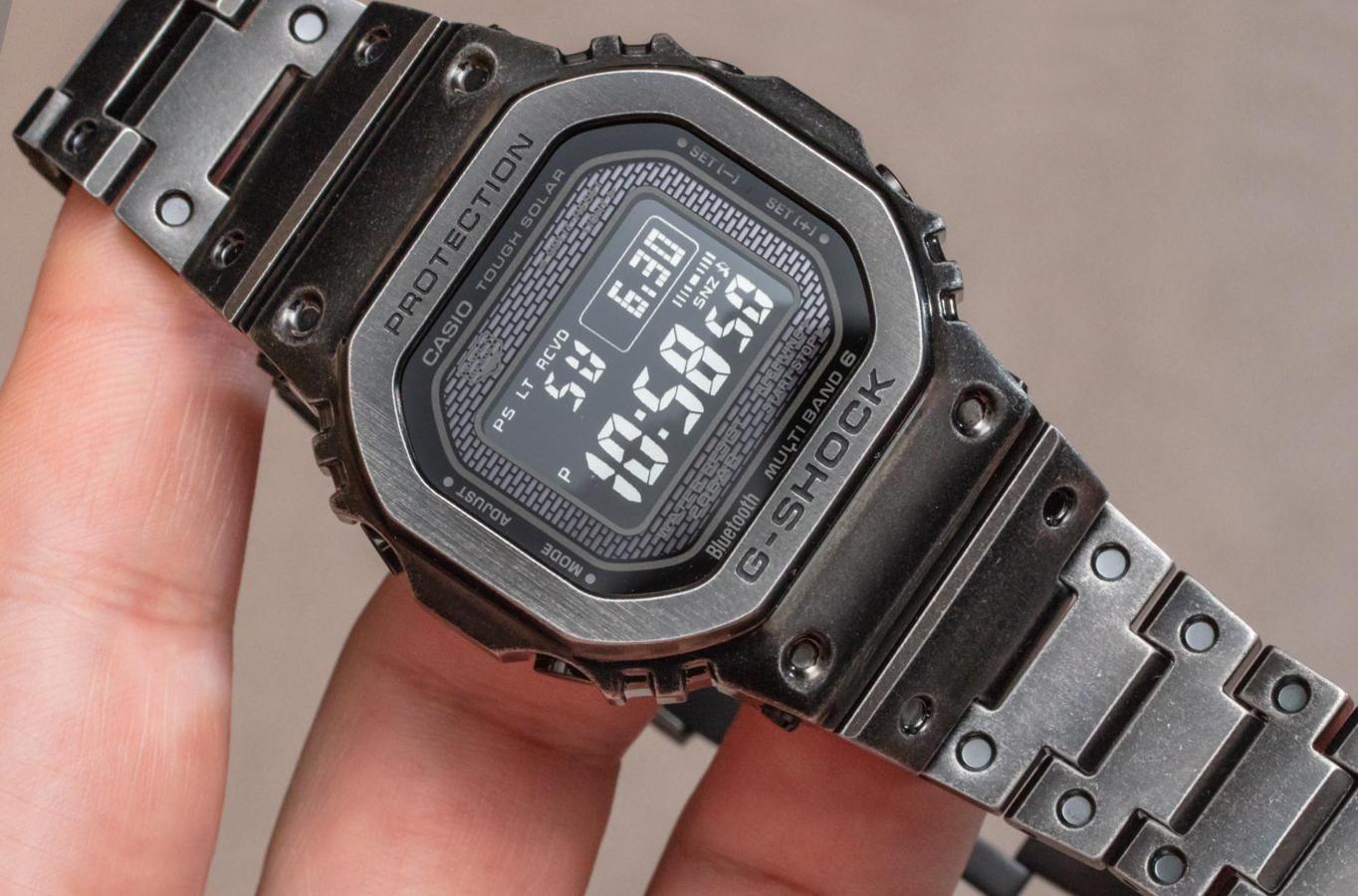 reloj digital Casio G-Shock de edicion limitada 2019