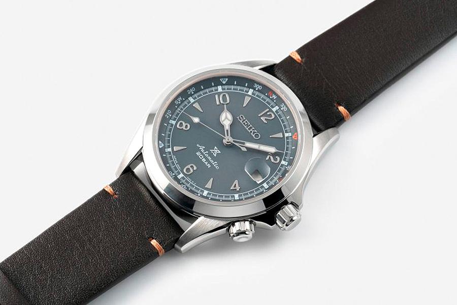 reloj seiko alpinist calibre-6r35 edicion limitada