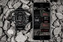 nuevo reloj g-shock Rangeman 2018 GPS solar GPR-B1000