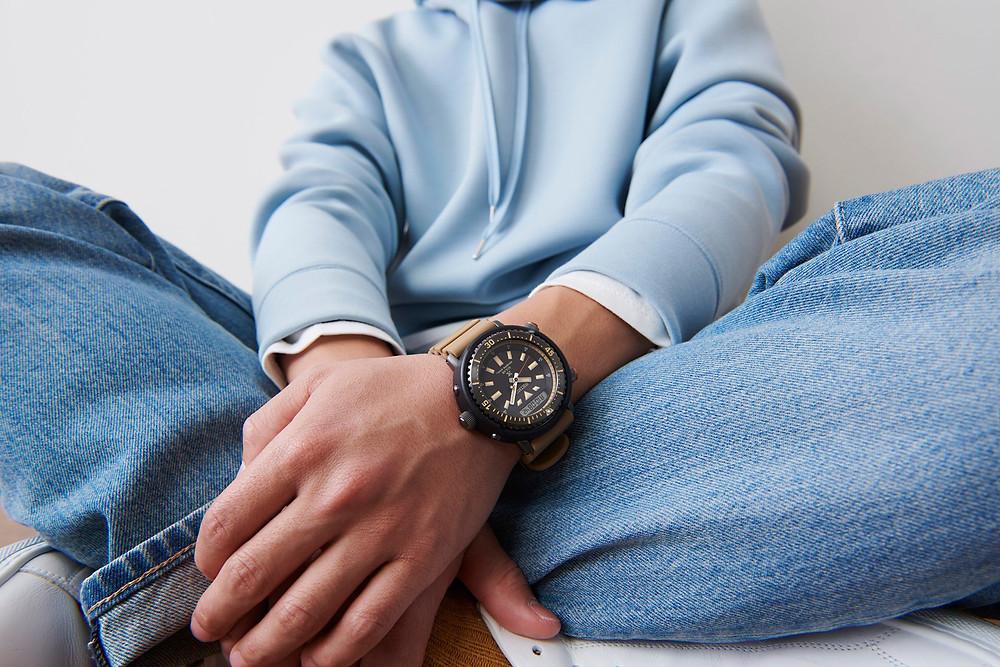 El Seiko Prospex Safari SNJ029 reloj del año 2020