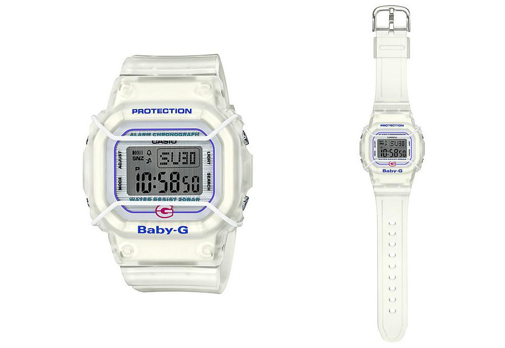Edicion limitada 25 años de Baby-G con modelo BGD-525-7