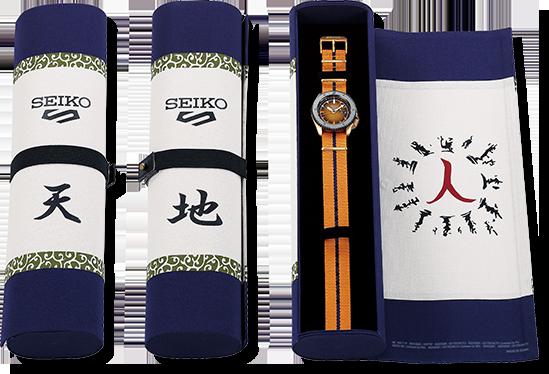 caja-especial-reloj-edicion-limitada-boruto-de-seiko-5-sports