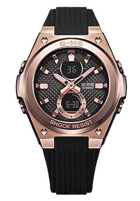 Nuevos relojes BABY-G de Casio G-Shock modelo MSG-C100