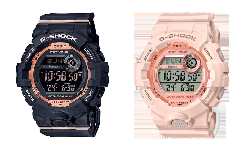 Nuevos relojes GMD-B800 bluetooth con contador de pasos