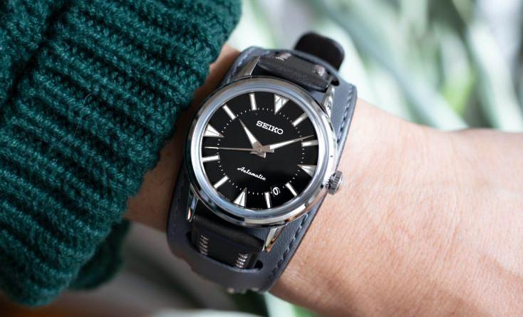 reloj seiko prospex reedicion 1959 modelo alpinist SJE085J1