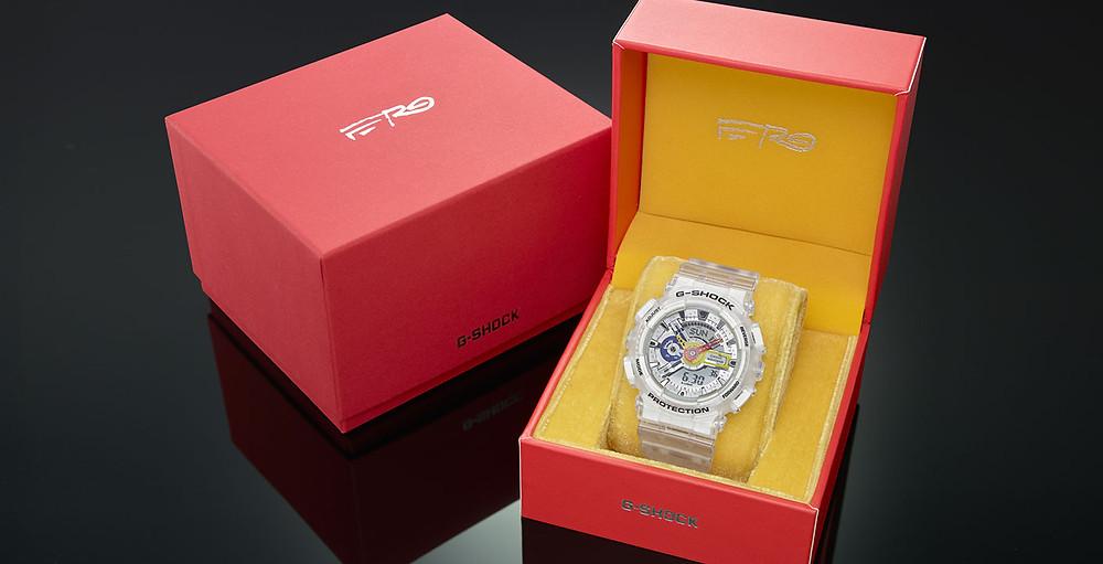 Reloj G-Shock GA-110FRG-7AER edición limitada