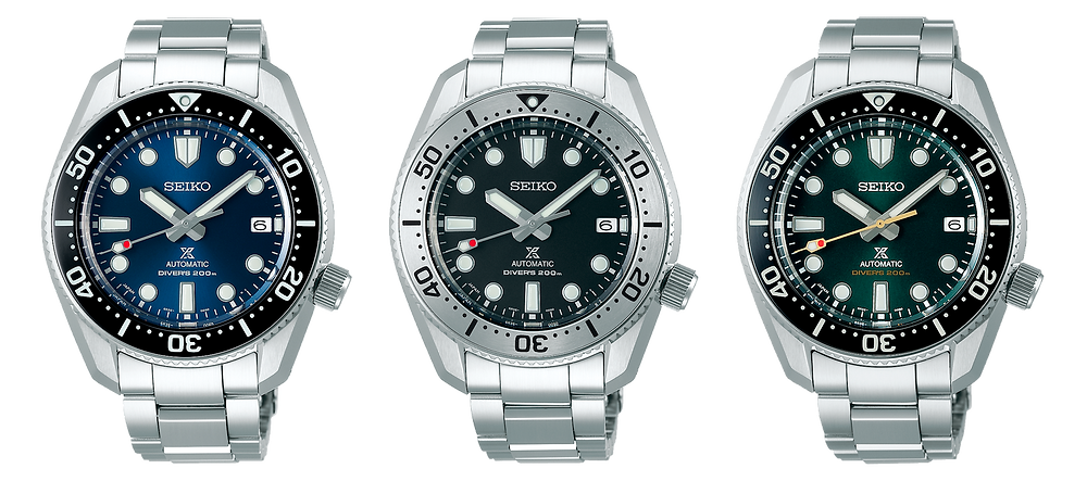 nuevos prospex baby marinemaster mm200 SPB185J1 y SPB187J1