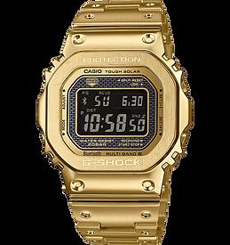 G-Shock ip oro full metal modelo GMW-B5000GD-9ER