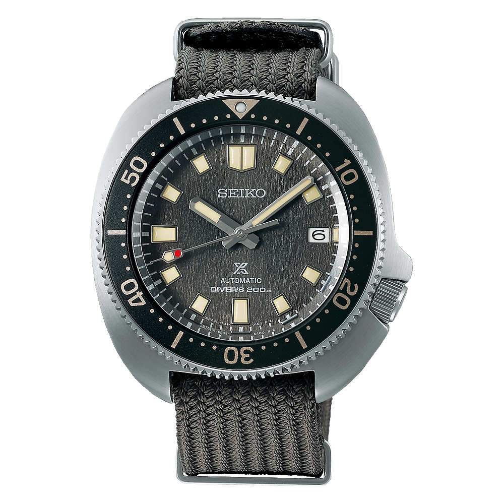 seiko apo noevadad 2021 reinterpretacion reloj mitico SPB237J1 gris