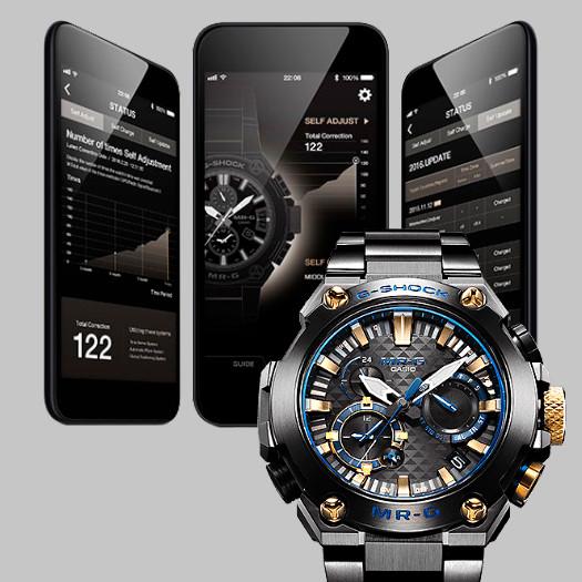 app mrg connected para reloj MRG-B2000B-1A