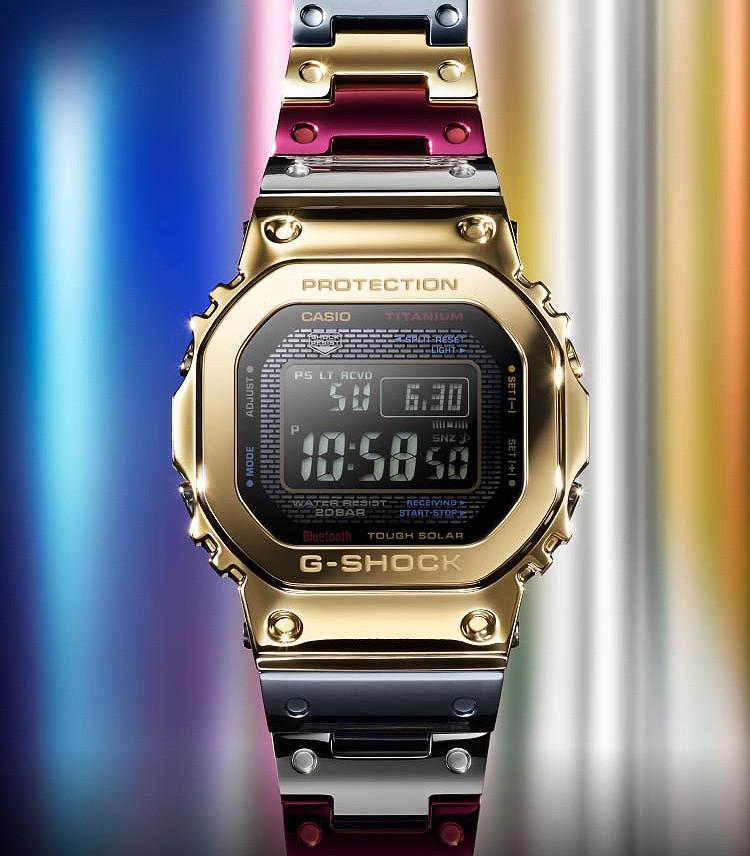 Casio G-Shock GMW-B5000TR-9 novedad abril 2021