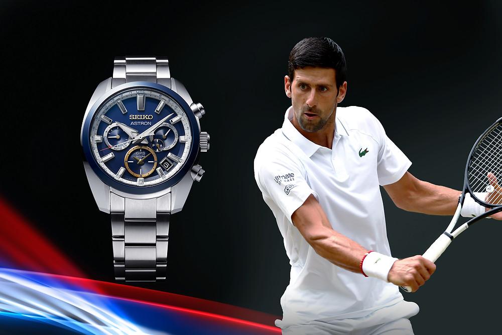 Seiko-Astron-2020-edicion-limitada-Novak-Djokovic