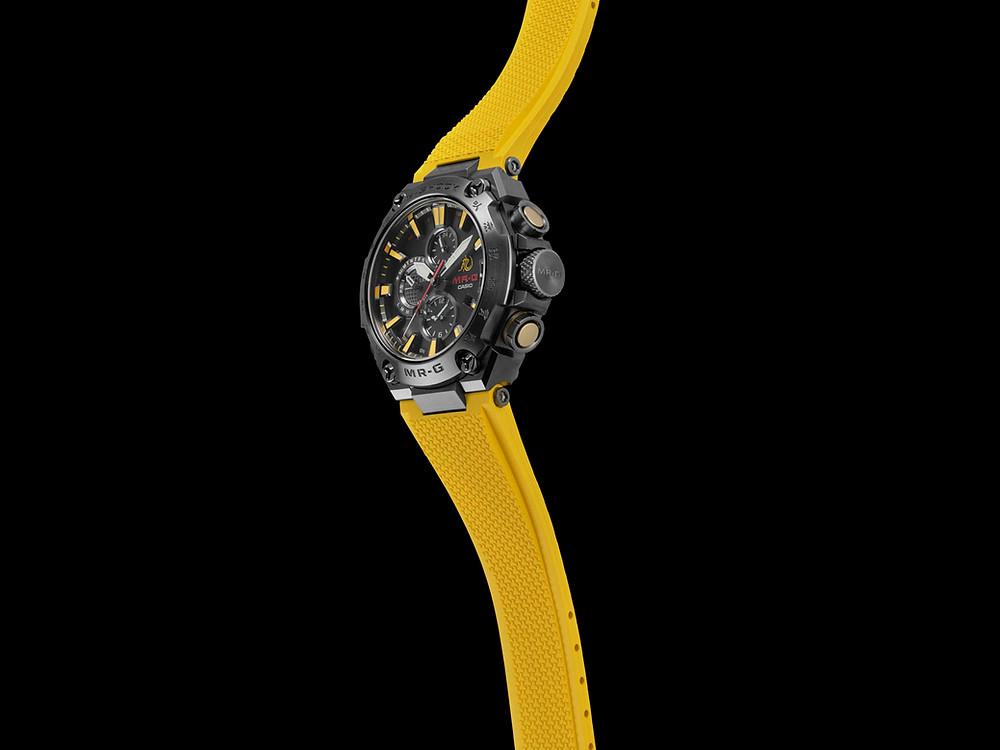 G-Shock MRG-G2000BL x Bruce Lee vista general