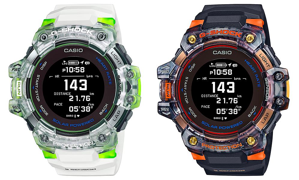 Reloj G-Shock connected solar gps ref. GBD-H1000-7A9