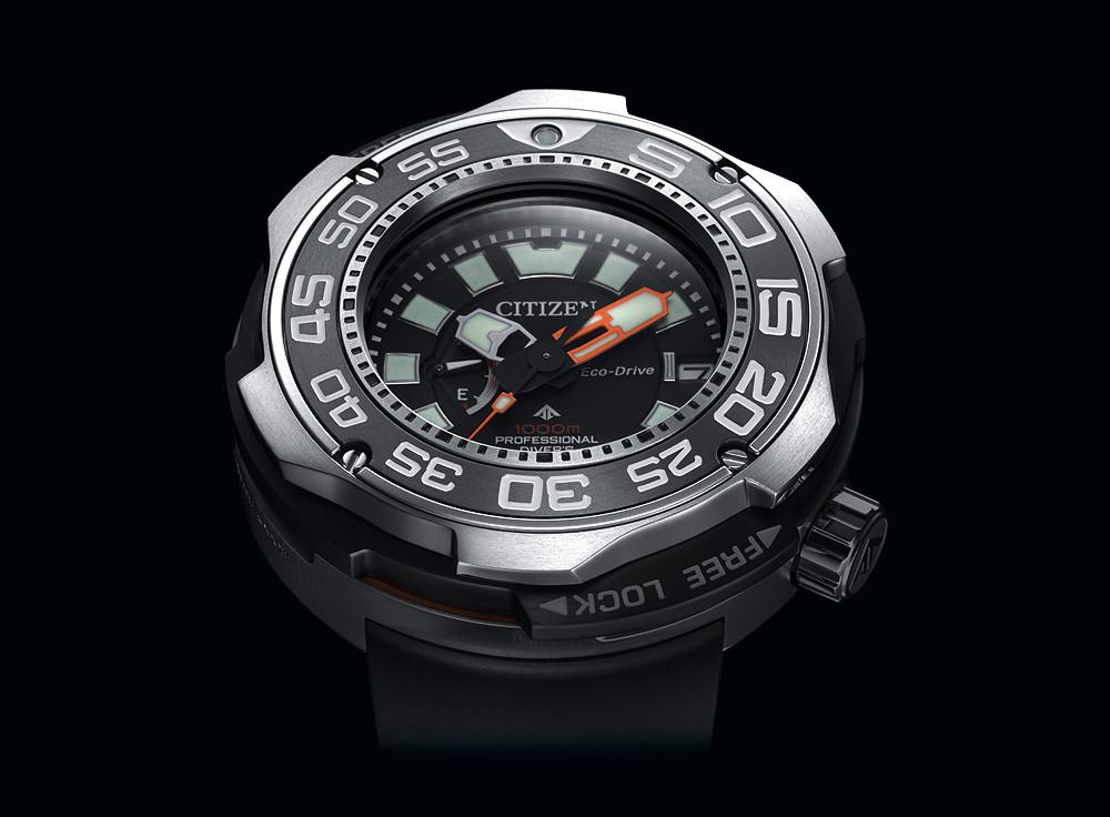 BN7020-09E  reloj Citizen Promaster 1000M