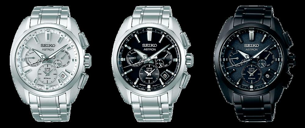 SSH063 Seiko Astron titanio, GPS y solar novedad 2020