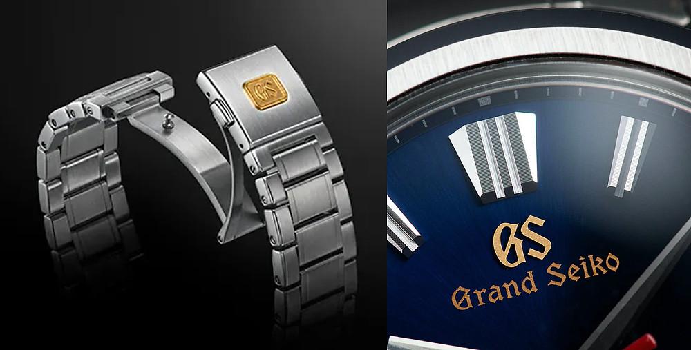 detalles reloj Grand Seiko 60 aniversario calibre 9SA5