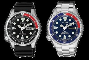 reloj citizen promaster automático NY0086-83L calibre 8203