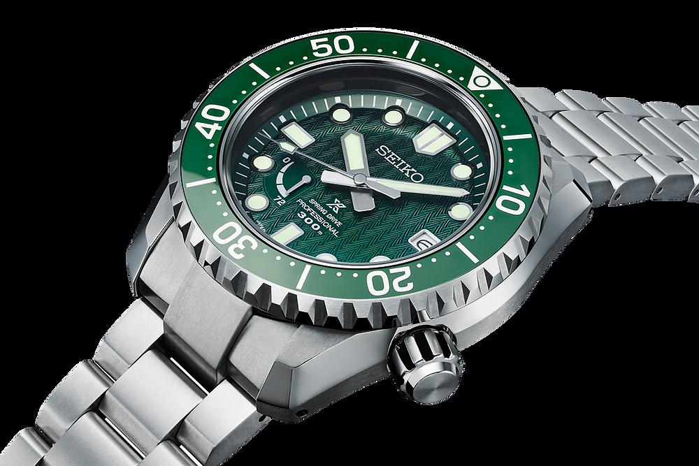 """reloj automatico seiko snr045 """"kokebozu"""""""