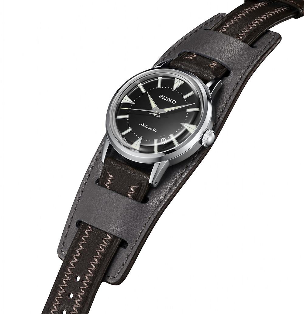 reloj deportivo seiko prospex alpinist re-edicion 1959 SJE085J1